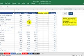 Microsoft Excel – Hướng dẫn + demo | Support tool – Quản lý kho: Full file, Mã mở, PivotTable